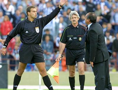 Francesc de Carreras: 'La culpa es del árbitro'