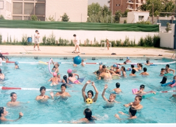 Ciudadanos for Piscinas municipales hospitalet