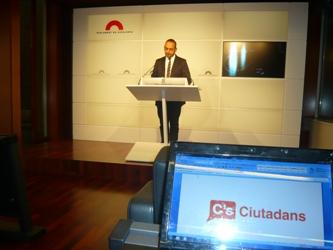 Jordi Cañas: 'Sí a la simplificación de la administración pero no a que la ley ómnibus sea un cajón de sastre'