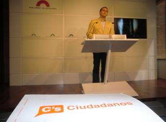 Ciutadans (C's) impulsa una reforma del Código de Consumo catalán que suprima las sanciones lingüísticas