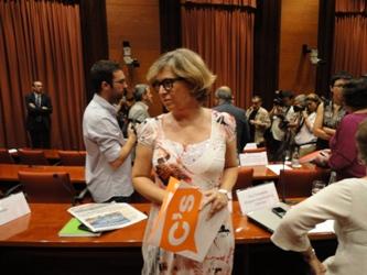 Carmen de Rivera: 'El govern ha actuado de forma irresponsable con el PIRMI'