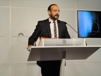 Ciutadans (C's) decide abandonar la Comisión del Concierto Económico por considerarla un fraude