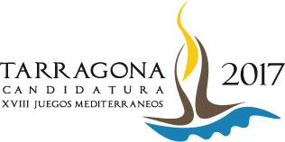 Tarragona, sede de los juegos olímpicos del mediterraneo 2017 Logo%20tarragona%202017